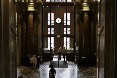 kunsthistoriche, lobby, architecture